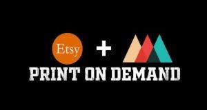 etsy print on demand